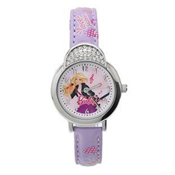 芭比 BA00106-2皇冠紫色带表
