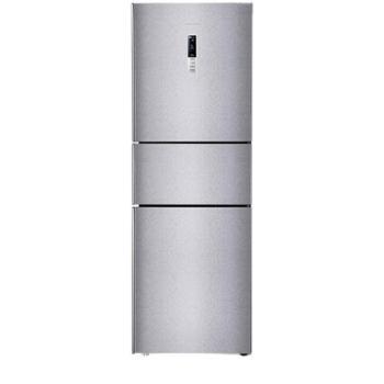 三星三开门冰箱BCD-285WMQISL(银色)