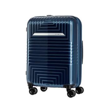 新秀丽TSA固定密码锁拉杆箱亮蓝色20吋DK0*61001
