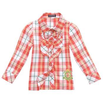 帕菲帕贝全棉女童衬衫WMBT111013