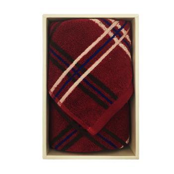 金号毛巾维多利亚系列单条毛巾礼盒装HY1014-3