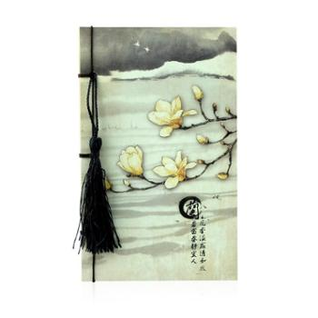 北京礼物 试销创意中国风手工线装本记事本复古牛皮纸日记本办公学习礼品
