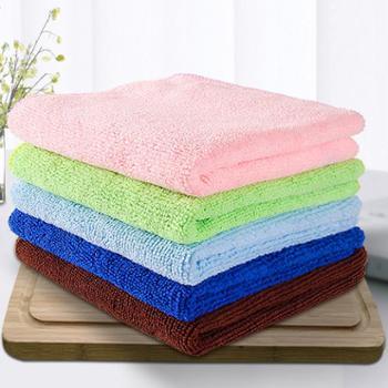 利临纤维材质多功能清洁抹布5片装