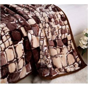 时尚拉舍尔毯