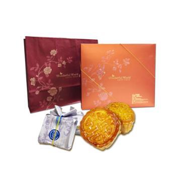 富合源-台湾欢乐时光礼盒凤梨酥月饼搭配礼盒
