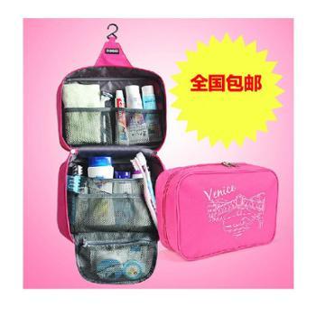 旅行洗漱包旅游套装男女士便携防水化妆包收纳袋出差户外必备用品