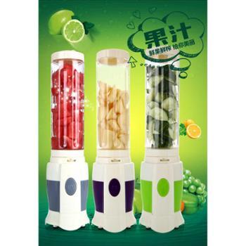 包邮迷你果汁机多功能榨汁机电动水果婴儿料理机搅拌机