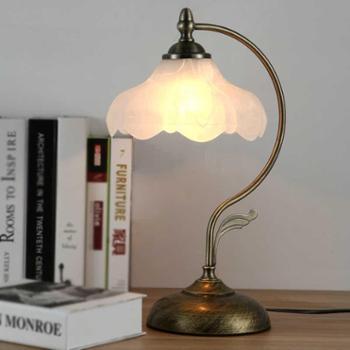 卧室床头创意简约灯现代可调光欧式台灯护眼学习礼品灯