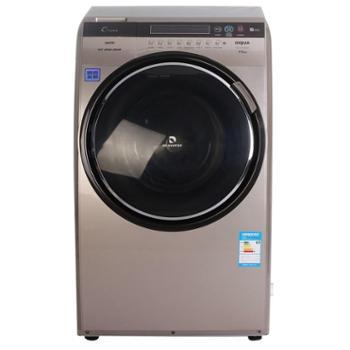 三洋(SANYO)DG-L7533BXG7.5kg全自动斜式变频滚筒洗衣机(香槟金)