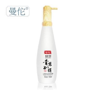 【曼佗】青丝如娟一闻倾情系列750ml茶籽洗发水