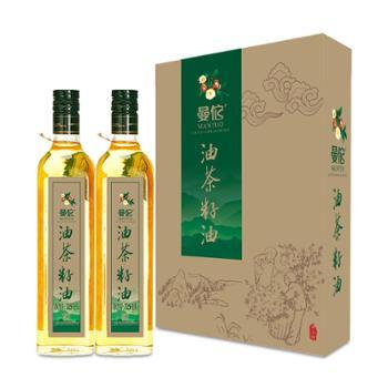 【有机认证】曼佗油茶籽油725*2礼盒装