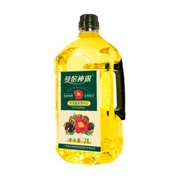【曼佗神露】 食用植物调和油2L单瓶装
