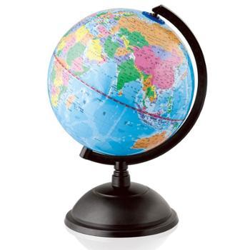 deli得力地球仪初中生学生用教学版专用儿童开学礼物摆件家居摆设创意学习用品3033
