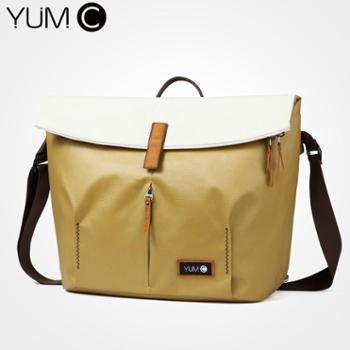 美国YUMC新款斜挎包单肩包邮差包多色可选男包女包