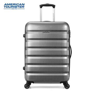 新秀丽旗下品牌 美旅American Tourister 25四轮旋转拉杆箱 双色可选