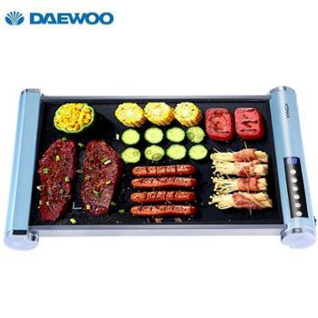 大宇(DAEWOO) 电烤锅 电煎锅 烧烤盘