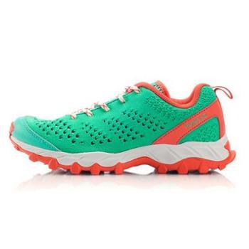 探路者 春夏女子登山鞋透气越野跑鞋徒步鞋TFLD82042