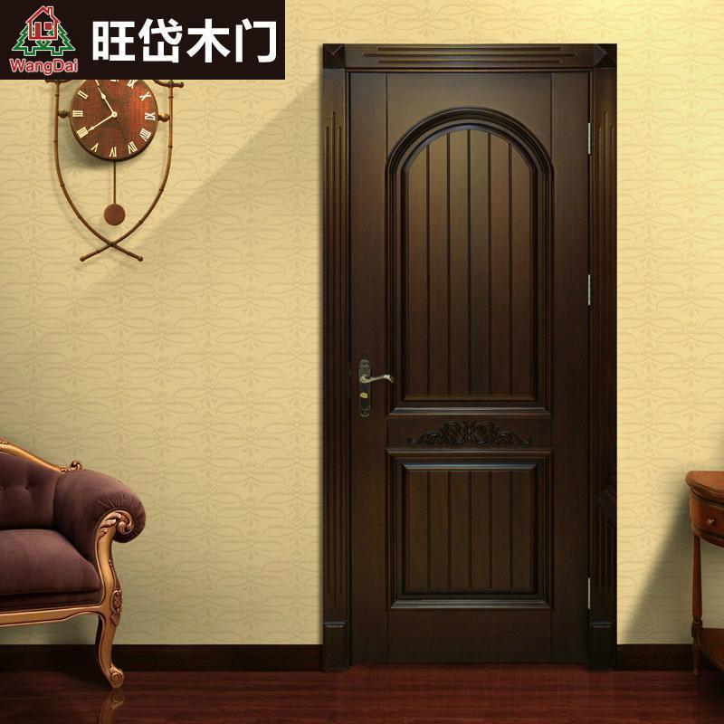 欧式别墅卧室门