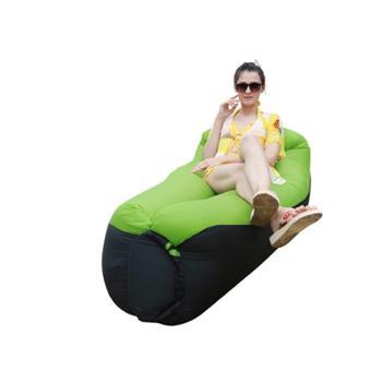 探险者户外网红懒人充气沙发袋气垫床空气床垫便携式单人野营躺椅免打气