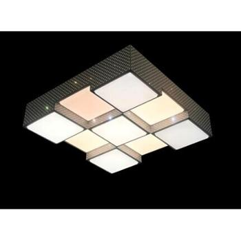 三雄极光LED吸顶灯晶格
