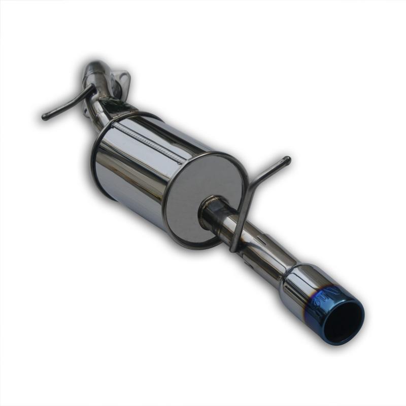 长城哈弗m2内回压改装排气管 汽车排气管 原装位消音器排高清图片