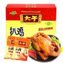 大午扒鸡500g*2只装 河北特产卤味熟食开袋即食年货送礼佳品送礼有面