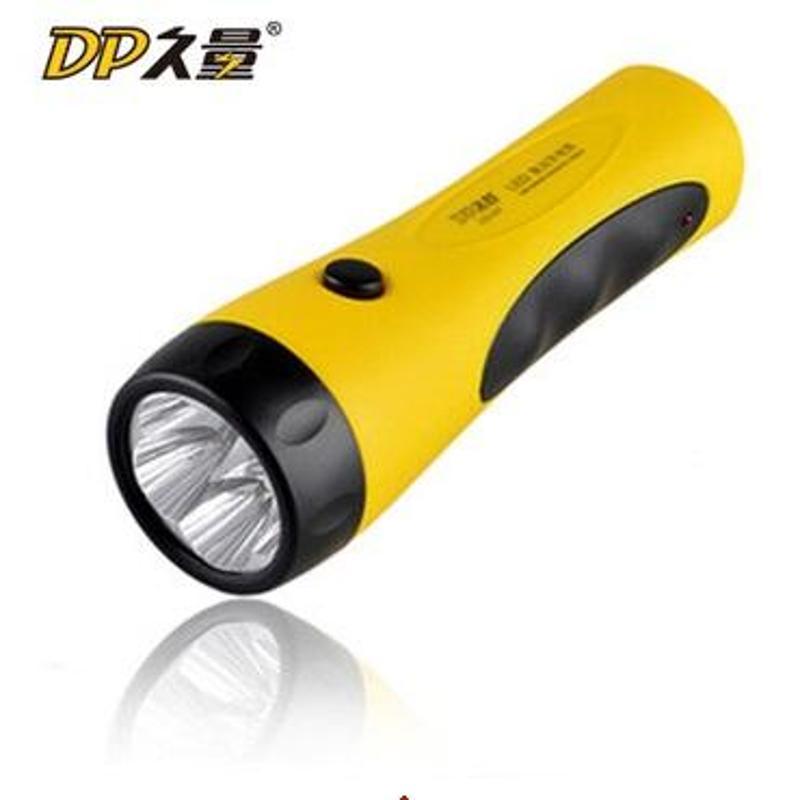 久量充电式手电筒 塑料手电筒 led手电筒 led-907