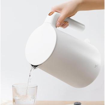 美的布谷(BUGU)电热水壶家用大容量烧水壶304食品级不锈钢