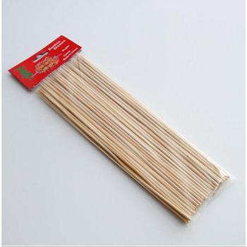 烧烤工具棉花糖烤针烧烤签子天然竹签一次性烧烤竹签