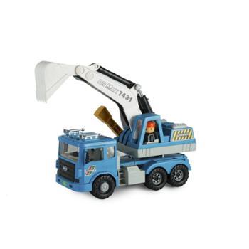 【进口包邮】韩国DAESUNGTOYS益智玩具仿真挖铲车模型玩具