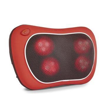 【正品包邮】澳玛仕颈椎按摩枕肩颈部腰部车载按摩枕头充电全身靠垫