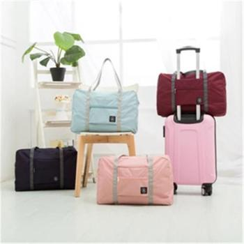 日常生活家具家居生活旅游外出用品生活旅行大容量旅行可拉杆旅游折叠收纳包便携行李箱衣物整理袋收纳袋大号手提收纳包