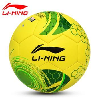 Lining/李宁足球5号黄绿色