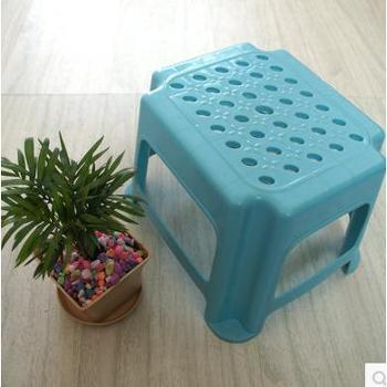 东林 塑料儿童凳 蓝红两色可选 302