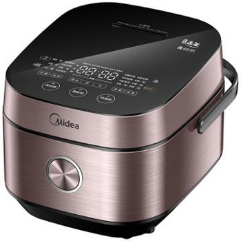 美的/MideaMidea/美的电饭煲MB-DHZ4002XM多功能家用多段IH智能预约煮饭锅