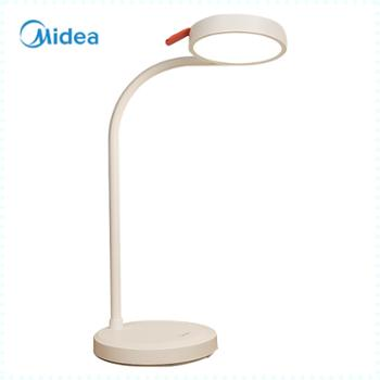 美的台灯MTD4.5-M/K-10台灯4000K02款美的智盈/橘红色