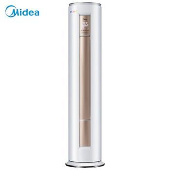 美的空调KFR-**LW/WYEN8A1@2/3匹圆柱立式变频一级变频冷暖