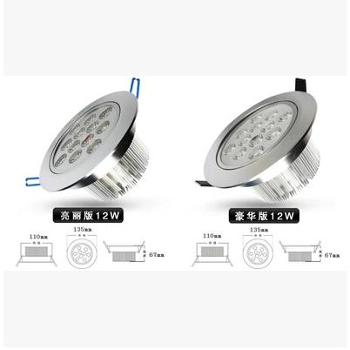 LED名一L系天花灯供应 节能灯 豪华专修