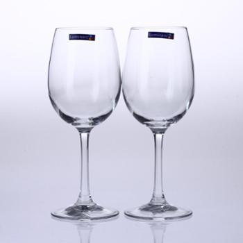 乐美雅盛世冷切口高脚杯红酒杯葡萄酒杯450ml(2只装) H4690