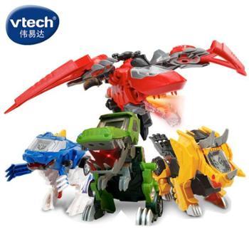 vtech/伟易达变形恐龙-守护者·三角龙