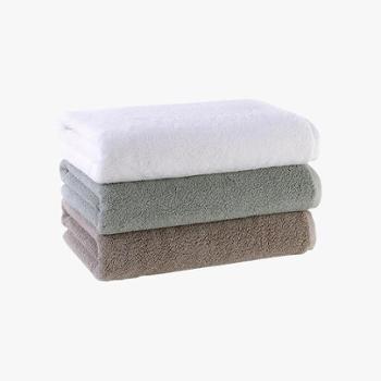 【苏宁极物】新疆阿瓦提长绒棉浴巾规格:75*150cm