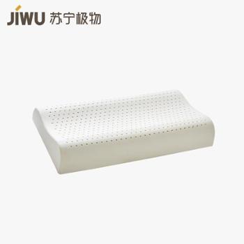 【苏宁极物】泰国天然乳胶青年枕