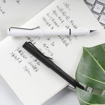 【苏宁极物】暗格简约钢笔/一支装
