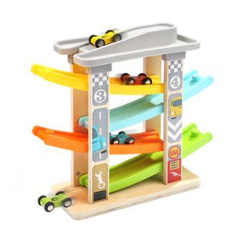 特宝儿 1-2周岁3岁儿童玩具男孩宝宝玩具车模型小汽车早教益智轨道