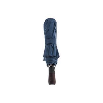 超大自动折叠伞 蓝色