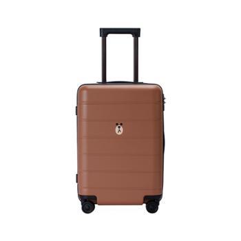 小米旅行箱 20英寸 布朗熊限量版