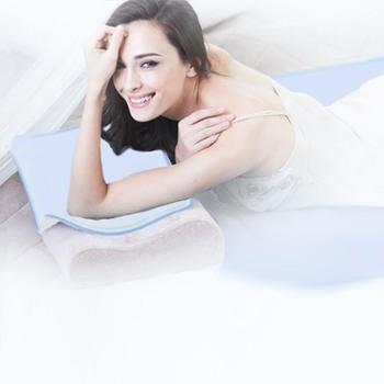 【善融爱家节】凯诗风尚 凝胶双人床垫冰垫单件装 冰凉垫冰床垫沙发垫