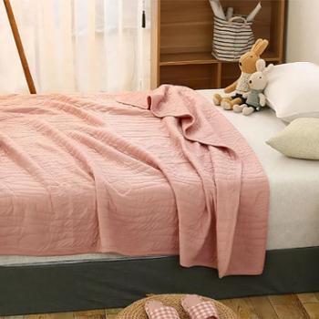 凯诗风尚 尚品系列全棉盖被 高端夏凉被空调被