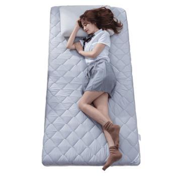 凯诗风尚学生素色水洗棉床垫厚6cm-9cm