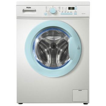 海尔滚筒洗衣机 EG801212W